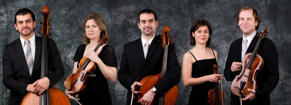 Vienna Kammersymphonie Quintet – Indian Summer in Levoca